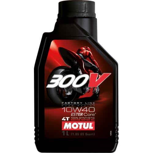 MOTUL 300V 4T FL ROAD RACING 10W-40 4л