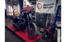 Motorcycle Maintenance and Repair in Omsk!